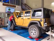 Jeep Wrangler s LPG