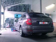 Škoda Superb 2.0 TDI CR