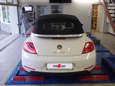 VW New Beetle 2,0 TDI CR 103kw